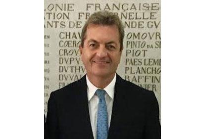 Pascal Drouhaud, vice-président de l'Institut Choiseul, spécialiste de l'Amérique Latine et auteur de l'ouvrage «« FARC, Confessions d'un guérillero ».
