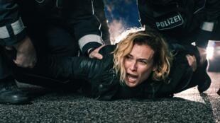 Diane Kruger dans « Aus dem Nichts », de Fatih Akin.