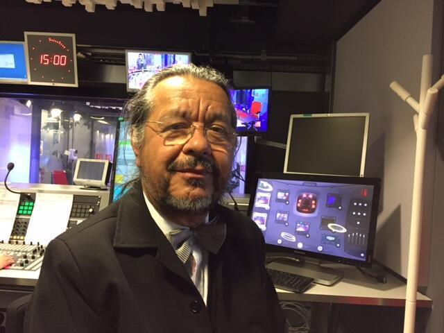 O museólogo Mario Chagas ministra seminário na Escola do Louvre