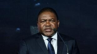 Presidente moçambicano Filipe Nyusi pede colaboração da população contra grupos armados