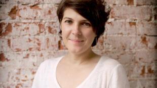 Sarah Schmitt, directrice de Rock en Seine.