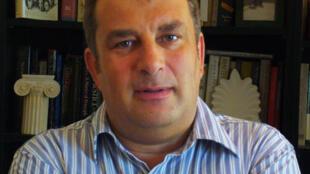 Vincent Michelot, professeur à l'Institut d'études politiques de Lyon.