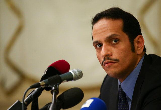 Ministan harkokin wajen kasar Qatar AbdulRahman Al-Thani