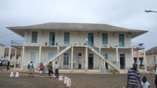 Hospital Dr. Ayres de Menezes em São Tomé