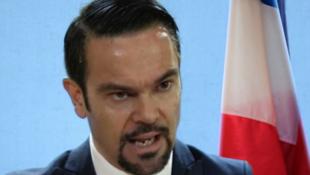 رومن نادال، سخنگوی وزارت امورخارجه فرانسه