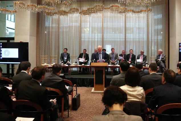 A reunião dos Ministros das Finanças do G20 acontece ao mesmo tempo que a reunião de Primavera do FMI e do Banco Mundial