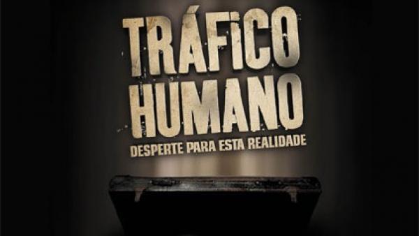O tráfico de seres humanos é um fenómeno mundial que afecta milhões de pessoas