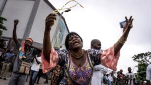 Le 31 décembre 2017, des Congolais ont manifesté pour demander au président Kabila de ne pas briguer un nouveau mandat à la présidence de la RDC. Une élection présidentielle est prévue en décembre 2018.
