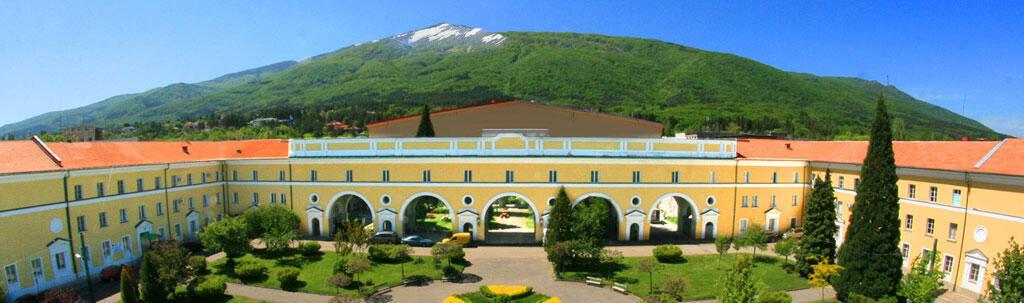 Les Studios Nu Boyana sur les hauteurs de Sofia, prisés par les grosses productions américaines.