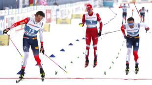 Ski Klaebo Bolshunov
