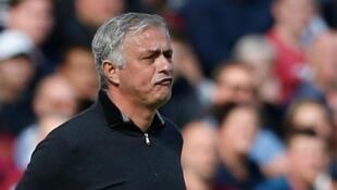 Kocha wa Manchester united, Jose Mourinho