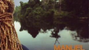 La couverture de l'album de Manuel Wandji.