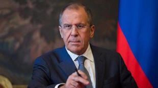 سرگئی لاورف، وزیرامور خارجه روسیه