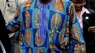 Olusegun Obasanjo, tsohon Shugaban Najeriya
