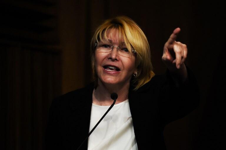 Luisa Ortega foi destituída do cargo