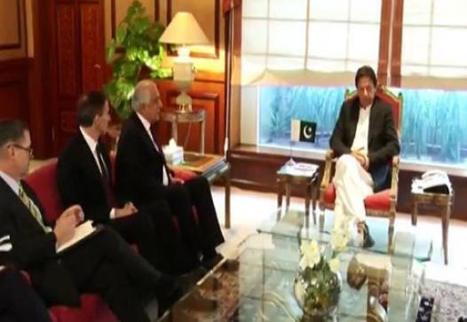 طالبان اعلام کرد در این دور از گفتگوهای صلح با نمایندگان آمریکا در پاکستان شرکت نمیکند