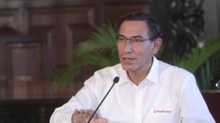Le président du Pérou Martin Vizcarra a relancé dans la société le débat sur la question de la peine de mort.