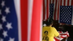 Miến Điện chờ đón tổng thống Obama