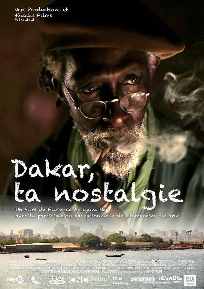 «Dakar ta nostalgie», le premier film de la productrice de cinéma française Florence Arrigoni-Neri est sorti en salle le 6 janvier 2016 à Paris.