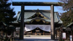 位于日本东京的靖国神社。