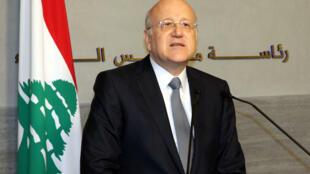 Najib Mikati liban gouvernement