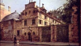 Поль Дарго. Дом Бальзака в Туре. 1880