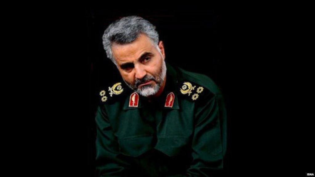 قاسم سلیمانی، فرمانده پیشین نیروی قدس سپاه پاسداران