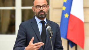 Le Premier ministre Édouard Philippe a invité les 79 nouveaux euurodéputés français à une rencontre à Matignon le 7 juin 2019.