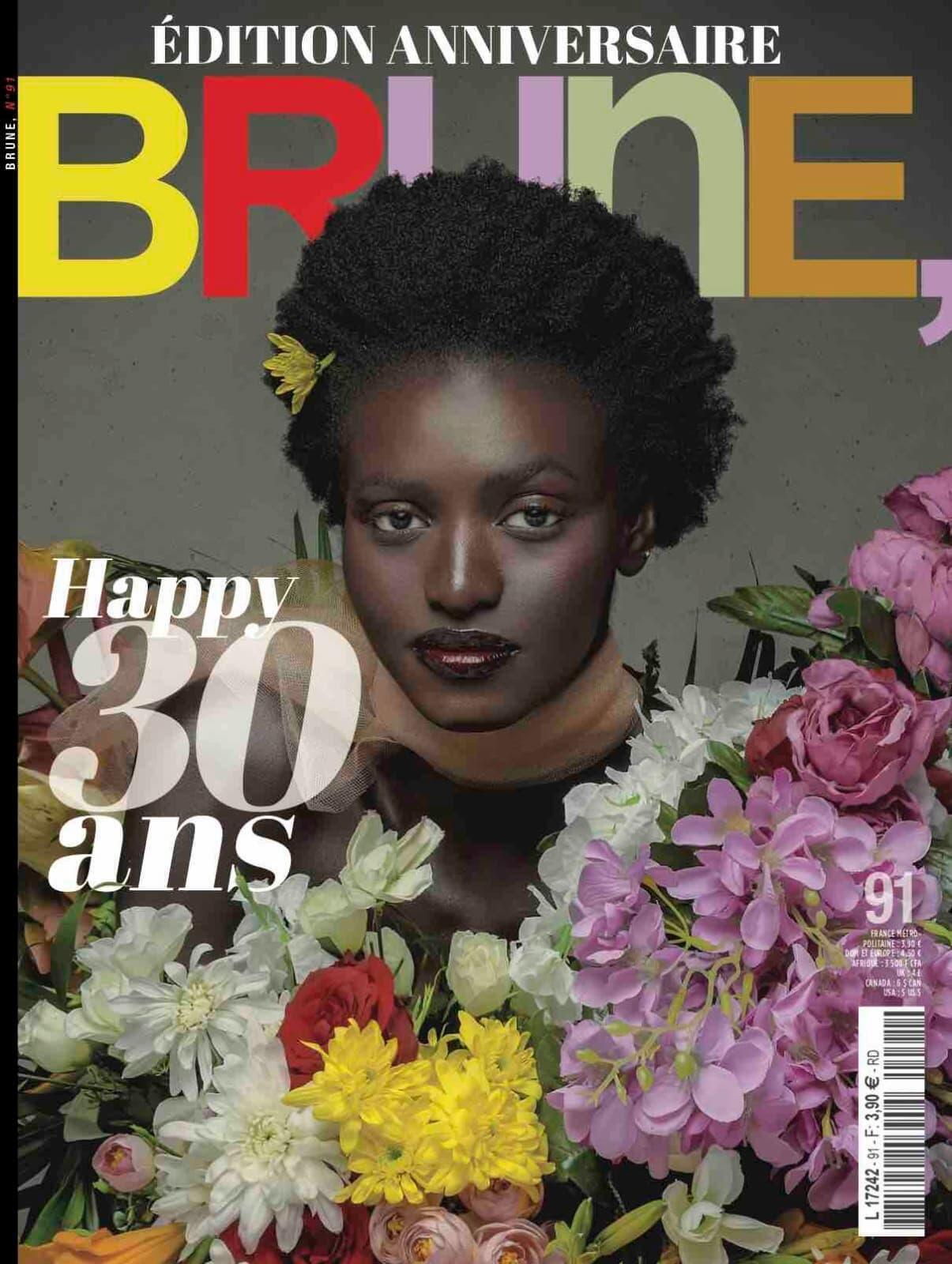 Les 30 ans de Brune Magazine