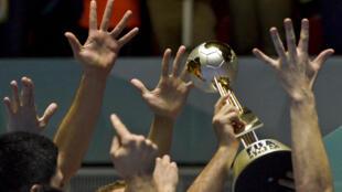 Futsal - World Cup - Coupe du Monde - Angola - Argentina - Lituânia - Lituanie