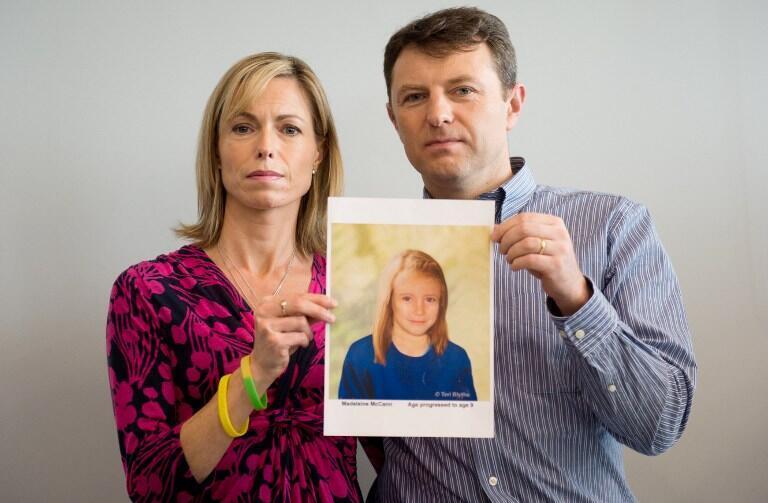 10 anos do desaparecimento de Madeleine McCann que tinha 3 anos, em Portugal, drama que comoveu o mundo.
