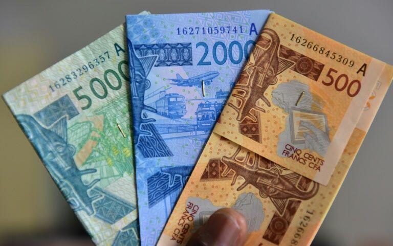 L'éco, future monnaie d'Afrique de l'Ouest ? Des billets en FCFA (Photo d'illustration).