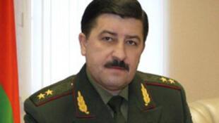 Бывший глава КГБ Беларуси Вадим Зайцев