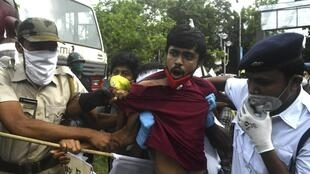 En Inde, la loi antiterroriste est massivement utilisée pour museler les voix dissidentes (photo d'illustration).