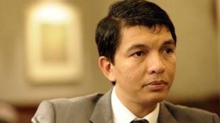 Rais wa Madagascar Andry Rajoelina.