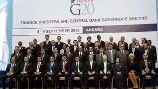 A reunião dos ministros das Finanças e presidentes dos bancos centrais do G20 termina neste sábado (5) em Ancara, na Turquia.
