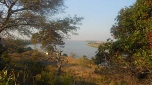 Vista do rio Incomáti