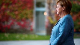 Ангела Меркель поддержала идею создания собственной армии Евросоюза