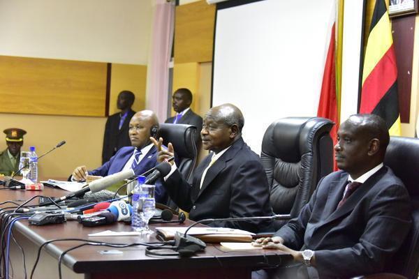 Le président ougandais Museveni pourrait bien reprendre la tête des négociations sur la crise burundaise, dont il avait déjà été le médiateur en juillet dernier.