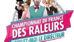 Logo del concurso francés de gruñones
