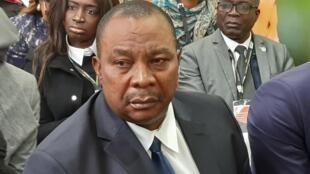 Kobenan Kouassi Adjoumani, ministre de l'Agriculture de la Côte d'Ivoire.