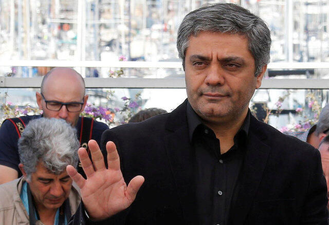 Le réalisateur Mohammad Rasoulof au Festival de Cannes 2017.