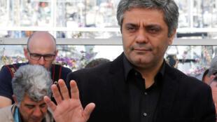 Đạo diễn Iran Mohammad Rasoulof, Cannes, 19/05/2017.