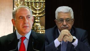 La dernière rencontre entre Benjamin Netanyahu et Mahmoud Abbas vont se rencontrer le 29 juillet 2013 au soir à Washington, aux Etats-Unis.