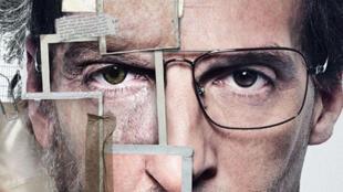 Détail de l'affiche «Un illustre inconnu» de Matthieu Delaporte et Alexandre de la Patellière, avec Mathieu Kassovitz dans le rôle principal.