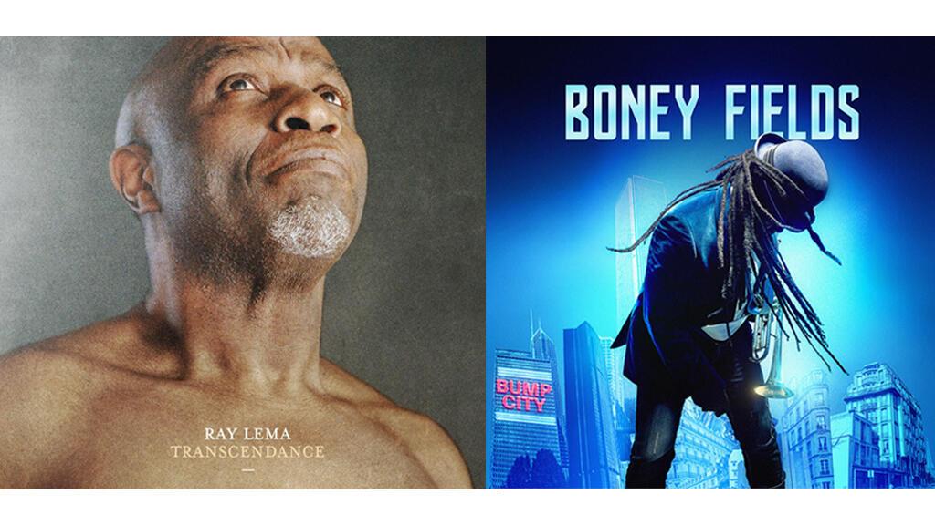 Ray Lema Transcendance (One Drop) et Boney Fields_cover Bum City (photo Alexandre Lacombe).