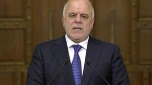 Firministan Iraqi Haider Al-Abadi