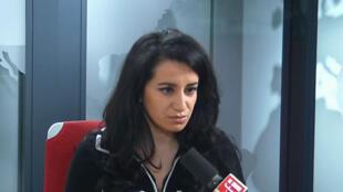 Lydia Guirous, porte-parole du parti Les Républicains sur RFI le 22 fevrier 2019.