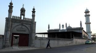 iran-mosquee-sistan-baloutchistan