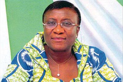 Docteur Dorothée Kindé Gazard, ministre de la Santé du Bénin.
